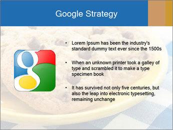 Chocolate chip cookies PowerPoint Template - Slide 10