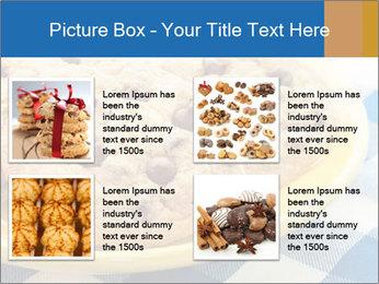 Chocolate chip cookies PowerPoint Template - Slide 14