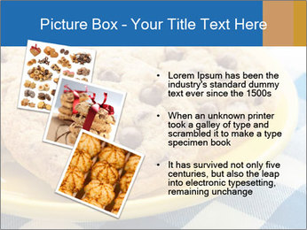 Chocolate chip cookies PowerPoint Template - Slide 17