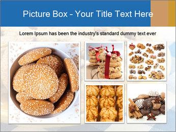 Chocolate chip cookies PowerPoint Template - Slide 19