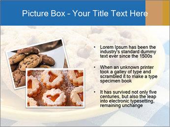 Chocolate chip cookies PowerPoint Template - Slide 20