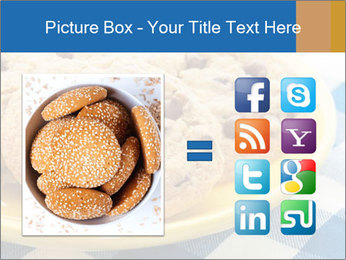 Chocolate chip cookies PowerPoint Template - Slide 21
