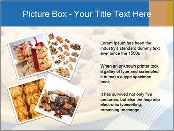 Chocolate chip cookies PowerPoint Template - Slide 23
