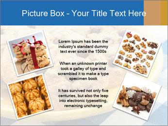 Chocolate chip cookies PowerPoint Template - Slide 24