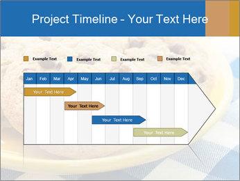 Chocolate chip cookies PowerPoint Template - Slide 25