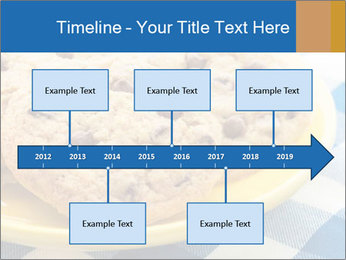 Chocolate chip cookies PowerPoint Template - Slide 28