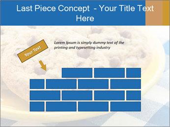 Chocolate chip cookies PowerPoint Template - Slide 46