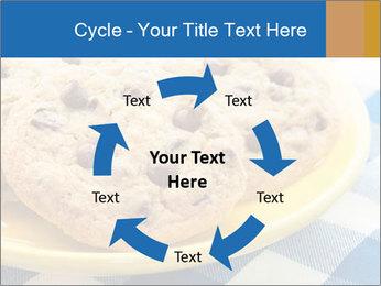 Chocolate chip cookies PowerPoint Template - Slide 62