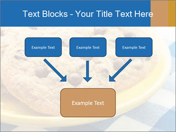 Chocolate chip cookies PowerPoint Template - Slide 70