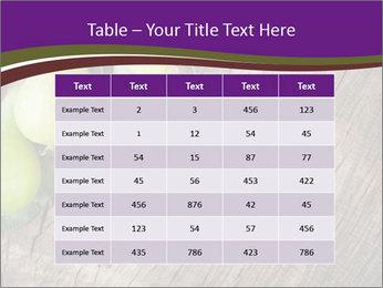 Freshly harvested pears PowerPoint Templates - Slide 55