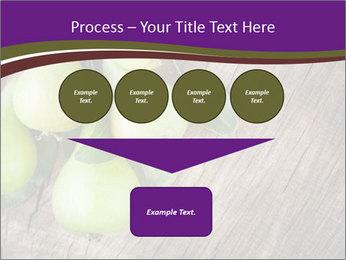 Freshly harvested pears PowerPoint Templates - Slide 93