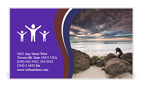 0000091406 Business Card Template