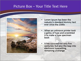 Beautiful seascape PowerPoint Templates - Slide 13
