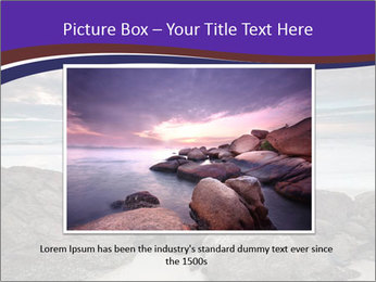 Beautiful seascape PowerPoint Templates - Slide 15