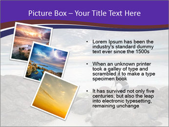 Beautiful seascape PowerPoint Templates - Slide 17