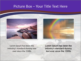 Beautiful seascape PowerPoint Templates - Slide 18