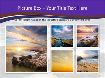 Beautiful seascape PowerPoint Templates - Slide 19