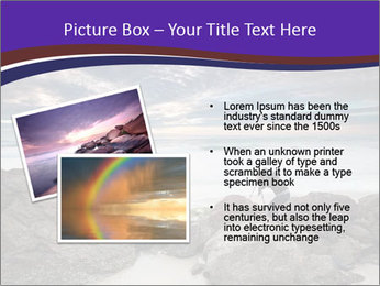 Beautiful seascape PowerPoint Templates - Slide 20