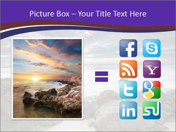 Beautiful seascape PowerPoint Templates - Slide 21