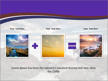 Beautiful seascape PowerPoint Templates - Slide 22