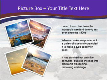 Beautiful seascape PowerPoint Templates - Slide 23