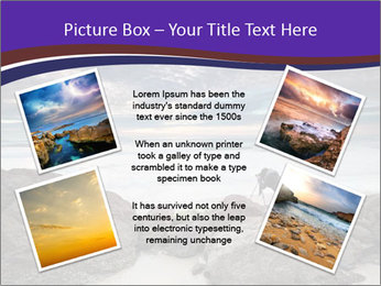 Beautiful seascape PowerPoint Templates - Slide 24
