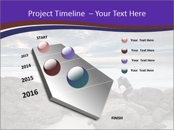 Beautiful seascape PowerPoint Templates - Slide 26