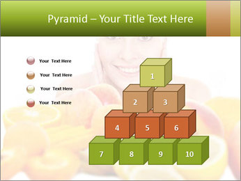 Natural homemade fruit PowerPoint Template - Slide 31