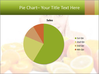 Natural homemade fruit PowerPoint Template - Slide 36