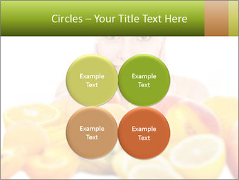 Natural homemade fruit PowerPoint Template - Slide 38