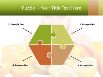 Natural homemade fruit PowerPoint Template - Slide 40