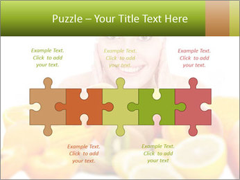 Natural homemade fruit PowerPoint Template - Slide 41