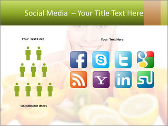 Natural homemade fruit PowerPoint Templates - Slide 5