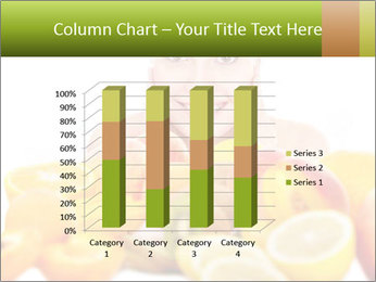 Natural homemade fruit PowerPoint Template - Slide 50