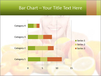 Natural homemade fruit PowerPoint Template - Slide 52