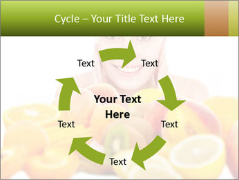 Natural homemade fruit PowerPoint Templates - Slide 62