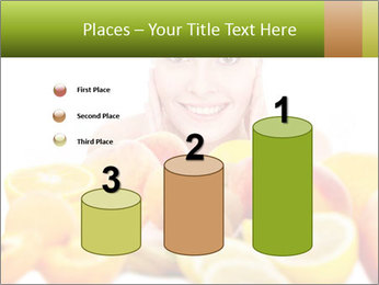 Natural homemade fruit PowerPoint Template - Slide 65