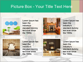 People visit interiors design PowerPoint Template - Slide 14