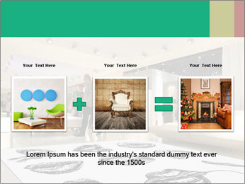 People visit interiors design PowerPoint Template - Slide 22