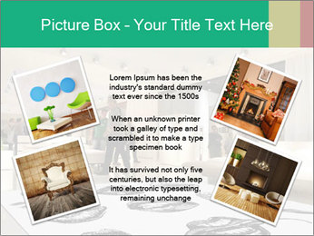 People visit interiors design PowerPoint Template - Slide 24