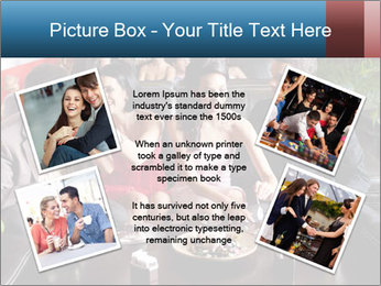 Young couples PowerPoint Templates - Slide 24