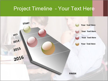 Man thinking PowerPoint Template - Slide 26