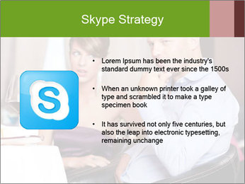 Man thinking PowerPoint Template - Slide 8