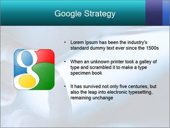 Closeup of finger PowerPoint Templates - Slide 10
