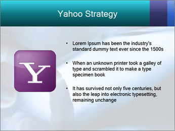 Closeup of finger PowerPoint Templates - Slide 11