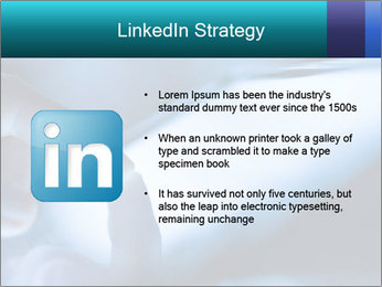 Closeup of finger PowerPoint Templates - Slide 12