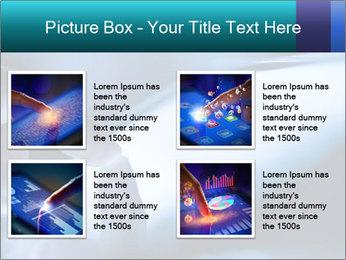 Closeup of finger PowerPoint Templates - Slide 14