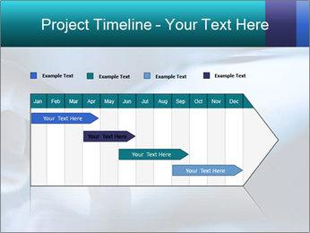 Closeup of finger PowerPoint Templates - Slide 25