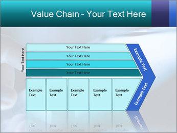 Closeup of finger PowerPoint Templates - Slide 27
