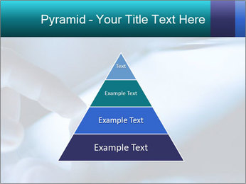 Closeup of finger PowerPoint Templates - Slide 30